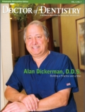 Dr. Dickerman Magazine Cover